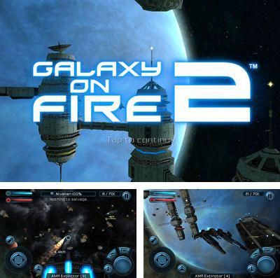 Download Galaxy on Fire 2 iPhone free game.