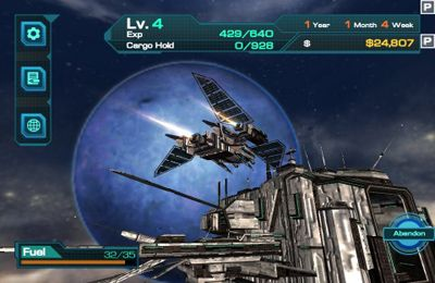 iPhone、iPad 或 iPod 版Galaxy Pirate Adventure游戏截图。