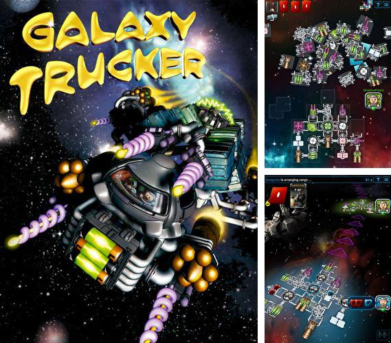 Download Galaxy trucker iPhone free game.