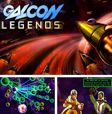 In addition to the game Swing the Bat for iPhone, iPad or iPod, you can also download Galcon legends for free.