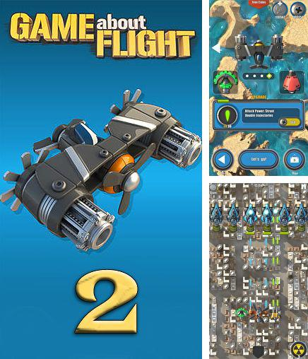 In addition to the game Volt for iPhone, iPad or iPod, you can also download Game about flight 2 for free.