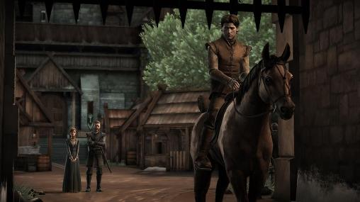 Screenshots of the Game of thrones game for iPhone, iPad or iPod.