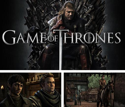In addition to the game Hamster fall for iPhone, iPad or iPod, you can also download Game of thrones for free.