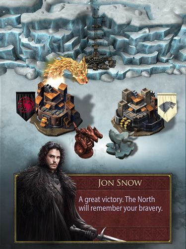 Игра Game of thrones: Conquest для iPhone