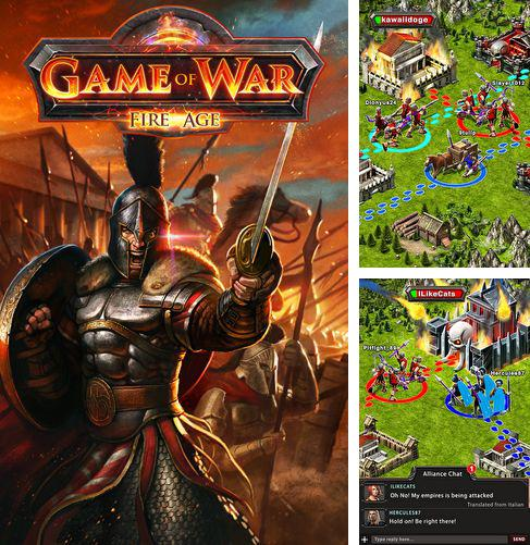 In addition to the game Tropical Stormfront for iPhone, iPad or iPod, you can also download Game of war: Fire age for free.
