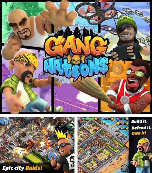 In addition to the game The battle of Polytopia for iPhone, iPad or iPod, you can also download Gang nations for free.