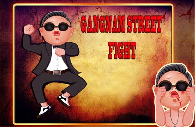 Gangnam Street Fight