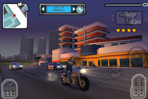Скачать игру Gangstar: Miami vindication для iPad.