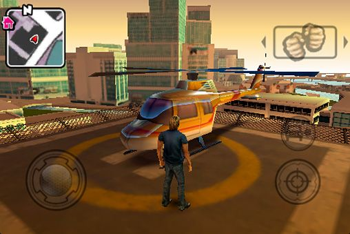 Écrans du jeu Gangstar: Miami vindication pour iPhone, iPad ou iPod.