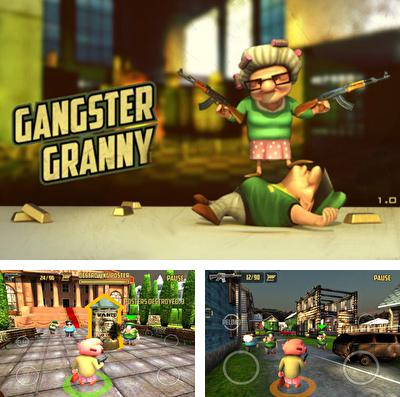 In addition to the game 737 flight simulator for iPhone, iPad or iPod, you can also download Gangster Granny for free.