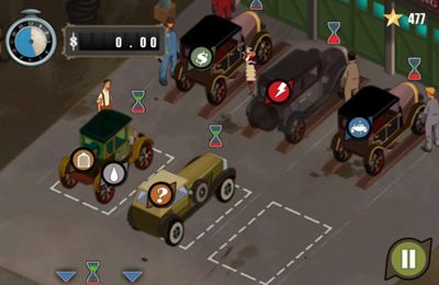 Free Garage inc download for iPhone, iPad and iPod.