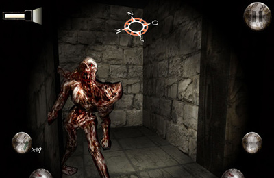 Download Garden of Fear iPhone free game.