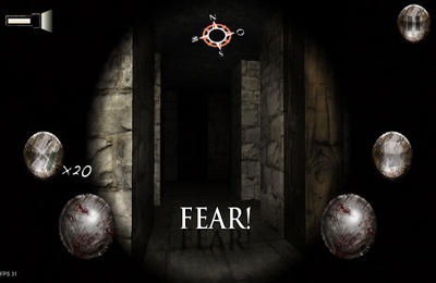 Screenshots of the Garden of Fear game for iPhone, iPad or iPod.