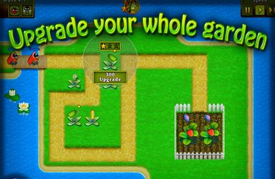 Download Garden Rescue iPhone free game.