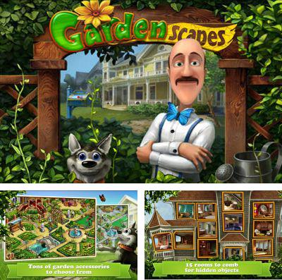 In addition to the game Frogbert for iPhone, iPad or iPod, you can also download Gardenscapes for free.