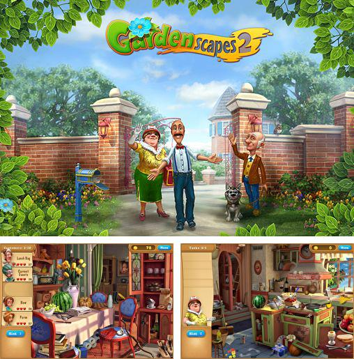In addition to the game Mushroom War for iPhone, iPad or iPod, you can also download Gardenscapes 2 for free.