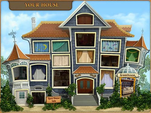 Download Gardenscapes: Mansion makeover iPhone free game.