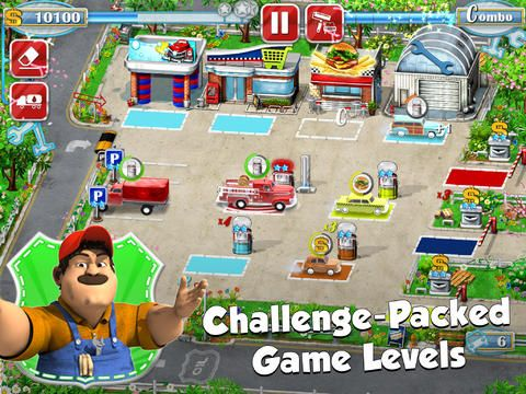 Игра Gas Station – Rush Hour! для iPhone