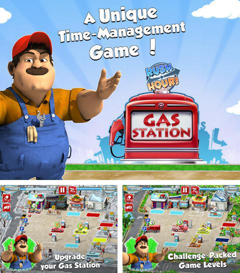 Download Gas Station – Rush Hour! iPhone free game.