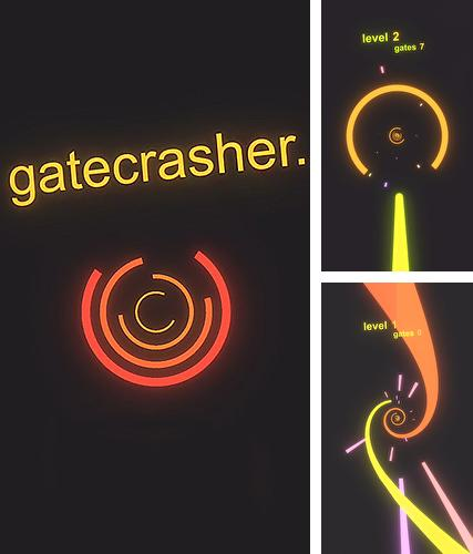In addition to the game Raceline CC: High-speed motorcycle street racing for iPhone, iPad or iPod, you can also download Gatecrasher for free.