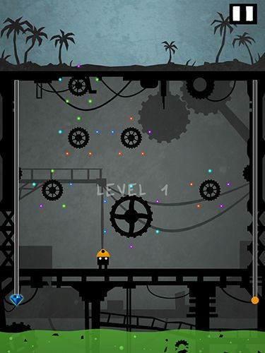 Screenshots of the Gear miner game for iPhone, iPad or iPod.