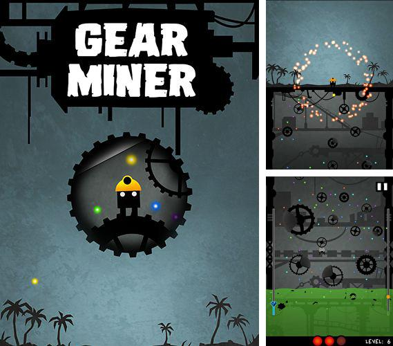 In addition to the game Malevolent machines for iPhone, iPad or iPod, you can also download Gear miner for free.