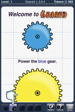 Download Geared iPhone free game.