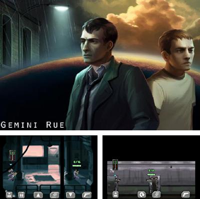 In addition to the game Tank stars for iPhone, iPad or iPod, you can also download Gemini Rue for free.
