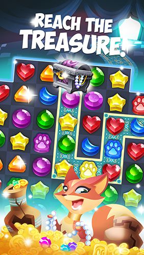 Download Genies and gems iPhone free game.
