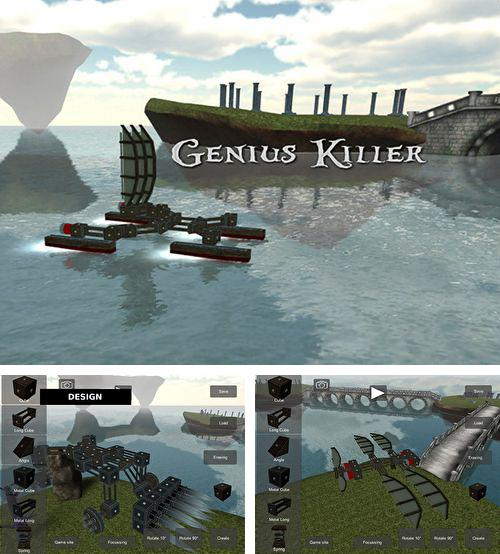 In addition to the game Lucha amigos for iPhone, iPad or iPod, you can also download Genius killer for free.