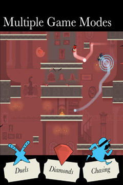 Capturas de pantalla del juego Gentlemen! para iPhone, iPad o iPod.