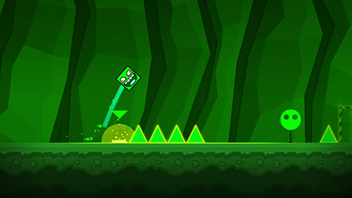 Скачать Geometry dash world на iPhone бесплатно