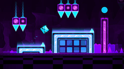 Игра Geometry dash world для iPhone