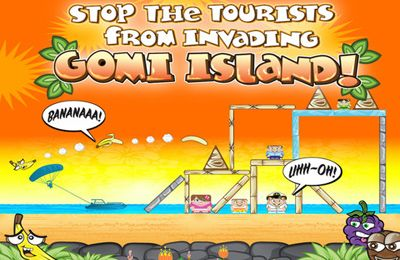 Descarga gratuita de Get Off My Island! para iPhone, iPad y iPod.