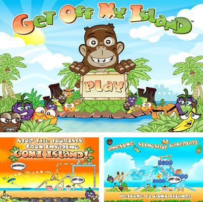 In addition to the game Legal Speed Racing for iPhone, iPad or iPod, you can also download Get Off My Island! for free.