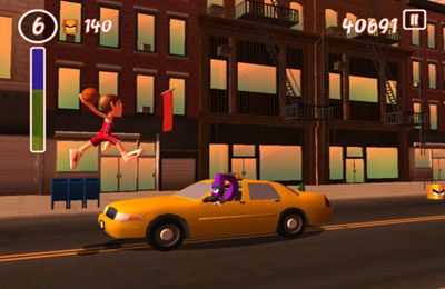 Игра Getting Buckets для iPhone