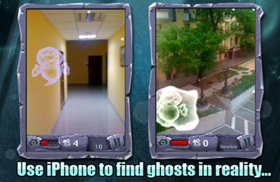 iPhone、iPad 或 iPod 版Ghost Bastards游戏截图。