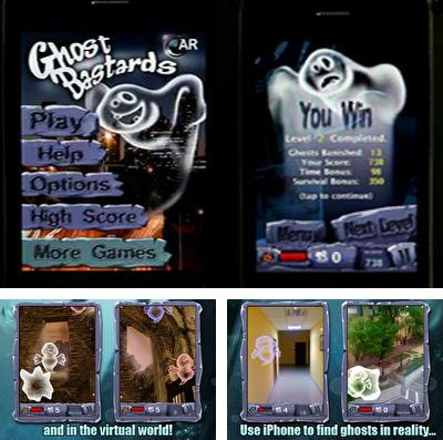 In addition to the game 2014 Super moto racing for iPhone, iPad or iPod, you can also download Ghost Bastards for free.