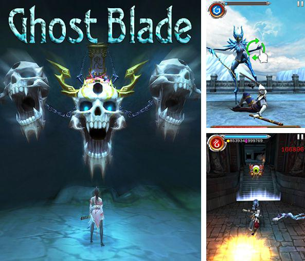 In addition to the game Fly by! for iPhone, iPad or iPod, you can also download Ghost blade for free.