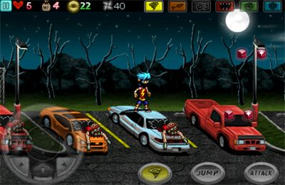 Descarga gratuita de Ghost Ninja: Zombie Beatdown para iPhone, iPad y iPod.