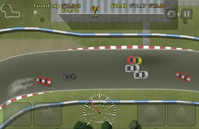 Free Ghost Racer download for iPhone, iPad and iPod.