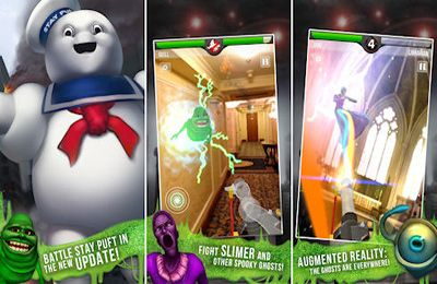 Download Ghostbusters iPhone free game.