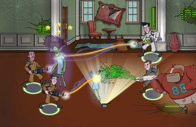 Free Ghostbusters download for iPhone, iPad and iPod.