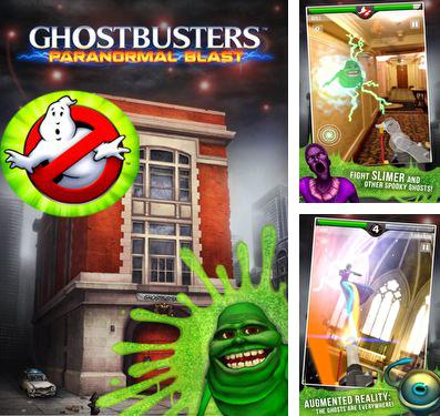 In addition to the game Nuts! for iPhone, iPad or iPod, you can also download Ghostbusters Paranormal Blast for free.