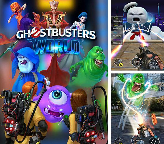 In addition to the game Final Fantasy IV: The After Years for iPhone, iPad or iPod, you can also download Ghostbusters world for free.