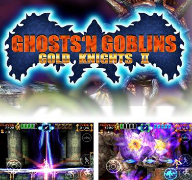 In addition to the game Truck racer: Attack of the Yeti for iPhone, iPad or iPod, you can also download Ghosts'n Goblins Gold Knights 2 for free.