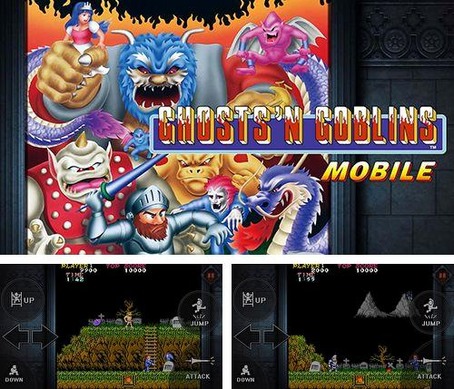 In addition to the game Badland: Brawl for iPhone, iPad or iPod, you can also download Ghosts'n goblins mobile for free.