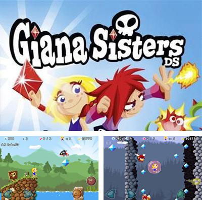 In addition to the game Alien evolution world for iPhone, iPad or iPod, you can also download Giana Sisters for free.