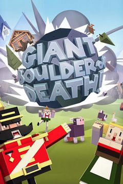 Giant Boulder of Death