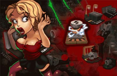 Download Girl vs. Zombies iPhone free game.